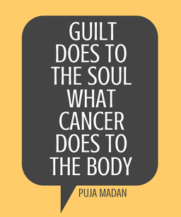 guilt kills the soul